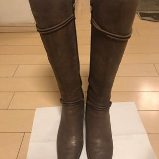 24センチのロングブーツ