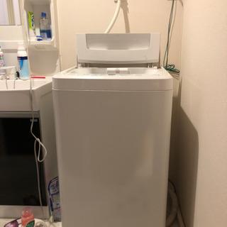 AQUA 洗濯機 4.5kg
