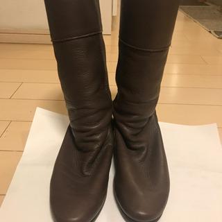 24センチのブーツ