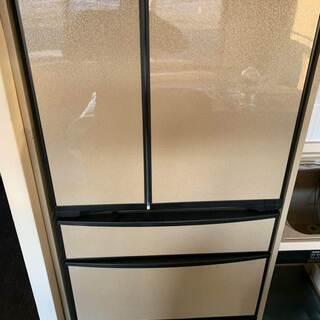 480L冷凍冷蔵庫 松下電器製
