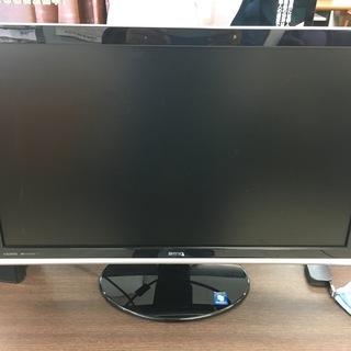 BenQ 24型 LCDワイドモニタ E2420HD(ブラック)