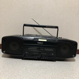 SONY ソニー CDラジカセ  CFD-DW93