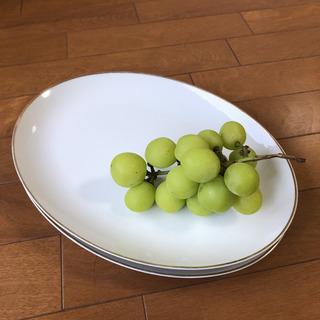 値下げしました、shibataのアンティークな長皿2枚