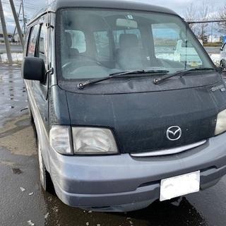 【車検令和2年6月まで】マツダ ボンゴ 平成16年車 ディーゼル...