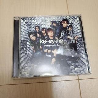 Kis-My-Ft2 デビューシングル 初回限定盤