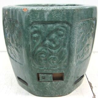 【リサイクルスターズ城西店】中型火鉢 W32×32 H30cm ...