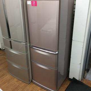 「安心の6ヶ月保証付!【MITSUBISHI】3ドア冷蔵庫売ります!」