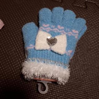 手袋新品子供用