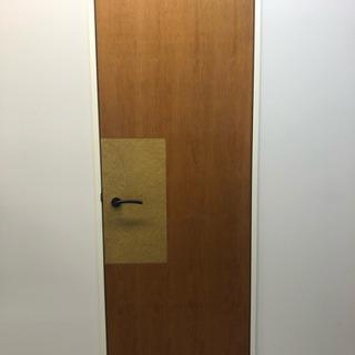 ドア 平日取りに来れる方限定 無料!