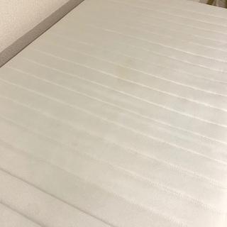 脚付きマットレスベッド シングル