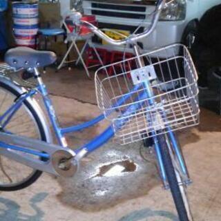 美車!‼ 前後輪新品同様‼ 軽快自転車‼