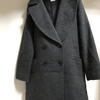 テチチ  グレー コート