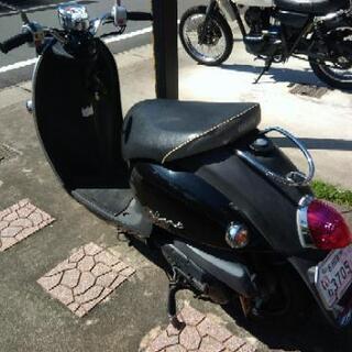 ヤマハFIビーノ 4st リモコン付 - バイク