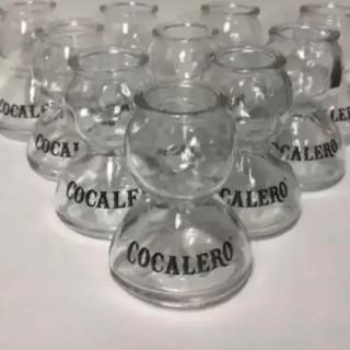 コカボム グラス 最大10個 ほぼ未使用品