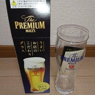プレモル グラス+神泡サーバー