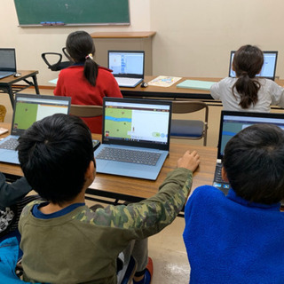 子供プログラミング教室(ひらめきにちからを)