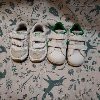 13㎝ PUMA CONVERSE 子供靴