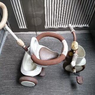 中古 三輪車☆ 男女兼用