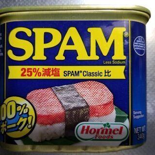 SPAM スパム
