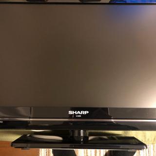 SHARP AQUOS 22型テレビ LC-22K5