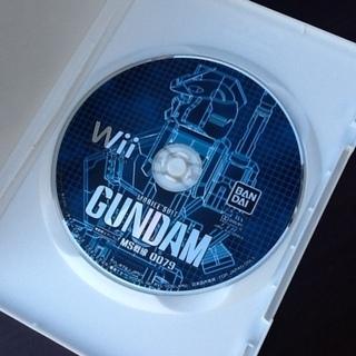 【ゲームソフト・値下げ200円】Wiiソフト 機動戦士ガンダム ...