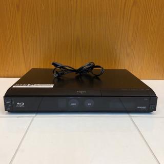 SHARP AQUOS HDD250GB BD-HDW22Blu...