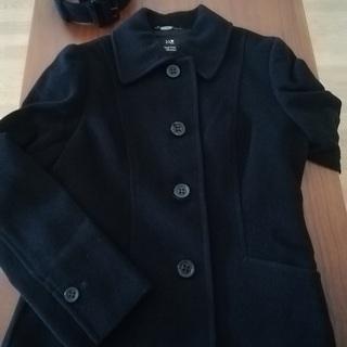 【23区】ジャケット★黒色★サイズ40【超美品】一度のみ着用♪ ...