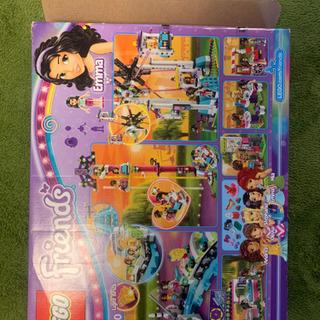 LEGO friends (女の子)