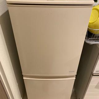 シャープ ノンフロン冷凍冷蔵庫