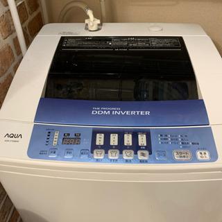 6年弱使用した洗濯機