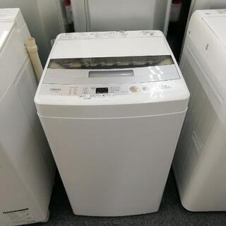 752 AQUA  4.5kg  洗濯機