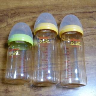 pigeon ピジョン 哺乳瓶(プラスチック製)