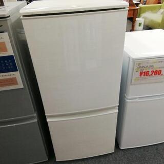 753 SHARP 137L 冷蔵庫