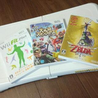wii ゲームソフトセット