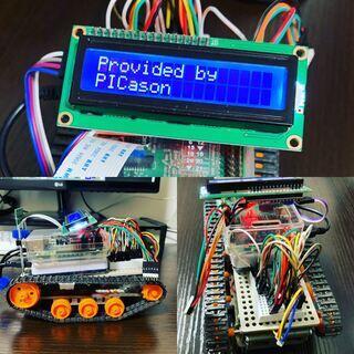 小さなパソコンでロボットを動かしてみよう!(IoTプログラミング...