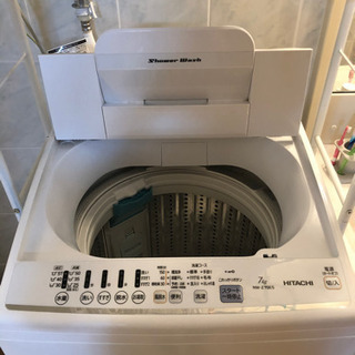 HITACHI  2018年製 洗濯機 7kg