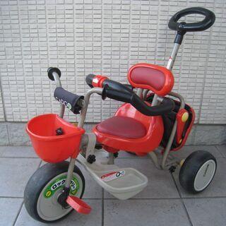 アイデスカーゴ三輪車