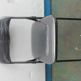 パイプ椅子(新品未使用)