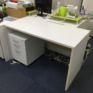 机 オフィスデスク