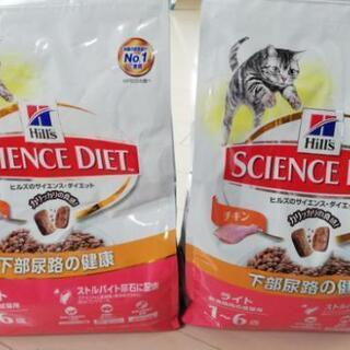 SCIENCE DIET 猫のカリカリ