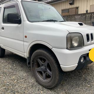 4WD ターボ コミコミ価格 車検令和3年2月迄 ジムニー 早い...