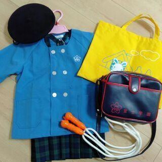 伊丹市富士学園の制服など