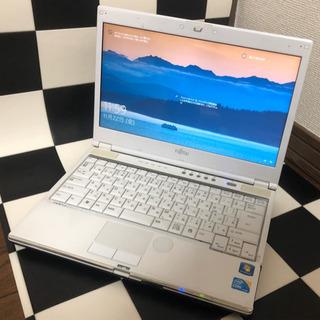 富士通 MG/G73 Win10 i3 SSD Office2016