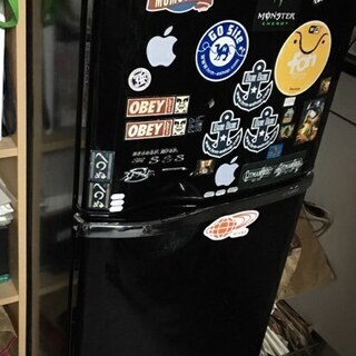 無料で差し上げます。冷蔵庫。