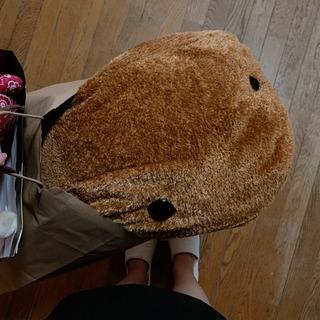 カピバラさん 特大ぬいぐるみ(約60cm)