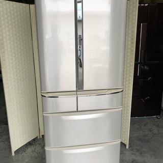 🌈引取限定‼️🌈容量たっぷりファミリータイプ冷蔵庫
