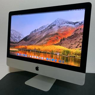 ダブルOS Windows &Mac!! Apple iMac2...