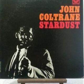 ジョン・コルトレーン LP レコード 『スターダスト』
