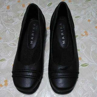 黒パンプス - 靴/バッグ