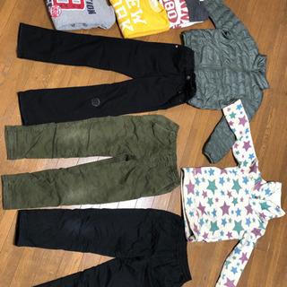 130 センチ 男の子 冬服セット